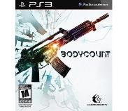 Games THQ - Bodycount - PS3
