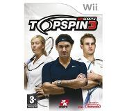 Games 2K Games - Top Spin 3 (Wii)