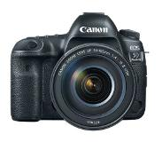 Canon EOS 5D Mark IV + 24-105mm f/4L IS II USM zwart