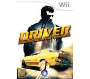 Games Ubisoft - Driver: San Francisco (Wii)