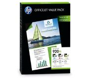 HP 920XL Officejet Value Pack, 50-vel/A4/210 x 297 mm