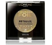 L'oreal paris Crushed Foil Collection - Metallic oogschaduw 21 Gilded Gold 21 Gilded Gold