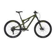 "Santa Cruz Bronson 2.1 C R-Kit Full suspension mountainbike 27,5"" groen/olijf M (27.5"") 2018 MTB full suspensions 27.5 Inch (650B)"
