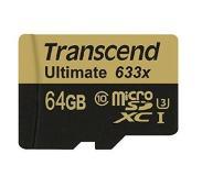 Transcend 64GB microSDXC