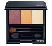 Shiseido Make-up Oog make-up Luminizing Satin Eye Color Trio RD 299 Beach Gras 3 g