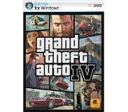 Simulatie & Virtueel leven Rockstar - Grand Theft Auto IV (PC)