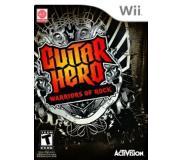 Party & Muziek Red Octane - Guitar Hero: Warriors of Rock (Wii)