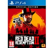 Take Two PS4 Red Dead Redemption 2 Special Edition