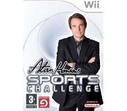 Games Oxygen Games - Alan Hansen's Sports Challenge, Wii