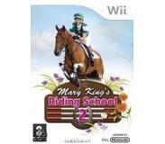 Simulatie & Virtueel leven Gameworld - Mary King's, Riding School 2  Wii (Wii)