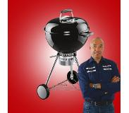 weber One-Touch Premium 47cm Black