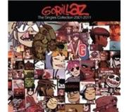 Rock-pop Gorillaz - The Singles Collection: 2001-2011