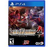Games Digital Bros - Samurai Warriors 4, PS4