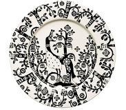 Iittala Taika Ontbijtbord - Ø 22 cm - Zwart