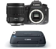 Canon EOS 7D mark II + 15-85mm iS USM + CS100 connect station 1TB