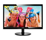 Philips LCD-monitor met SmartControl Lite 246V5LHAB
