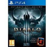 Blizzard Diablo III: Reaper of Souls Ultimate Evil Edition, PS4 video-game PlayStation 4
