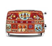 Smeg Dolce & Gabbana 'Sicily is my Love' Broodrooster