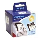 Dymo Large Multipurpose Labels Zwart, Wit 320stuk(s) etiket