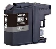 Brother LC-123BK Zwart inktcartridge