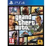 Games Take-Two Interactive - Grand Theft Auto V, PS4