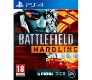 Electronic Arts Toiminta - Battlefield Hardline (Playstation 4)