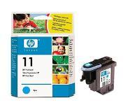 HP 11 cyaan printkop