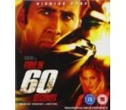 Disney Gone in 60 seconds (Blu-ray) (Import Fi Text)