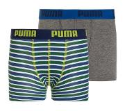 Puma BASIC 2 PACK Hipster green/blue 134-140