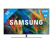"Samsung QE55Q8FAML 55"" 4K Ultra HD Smart TV Wi-Fi Zilver LED TV"