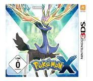 Games Nintendo - Pokémon X, 3DS Basis Nintendo 3DS Duits video-game