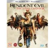 universal (sony) Resident Evil: The Final Chapter - 4K Ultra HD + Blu-ray