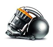 Dyson DC33c Pro Cylinder vacuum cleaner 2l 750W A Zilver, Geel