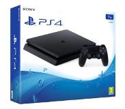 Sony PS4 1TB D Chassis Black 1000Go Wifi Noir