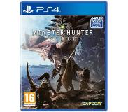 Games Capcom - PS4 Monster Hunter World