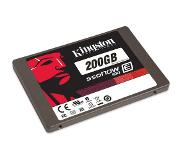 Kingston Technology SSDNow E100 200GB Serial ATA III SSD-massamuisti