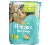 none PAMPERS BABY DRY S5