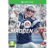 Games Jeu Xbox One Electronic Arts Madden NFL 17