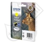 Epson inktpatroon Yellow T1304 DURABrite Ultra Ink