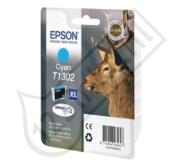 Epson inktpatroon Cyan T1302 DURABrite Ultra Ink