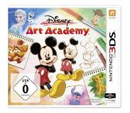 Games Nintendo - Disney Art Academy 3DS Basis Nintendo 3DS video-game