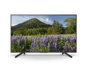 "Sony KD-55XF7096 LED TV 138,7 cm (54.6"") 4K Ultra HD Smart TV Wi-Fi Zwart"