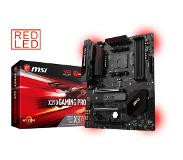 MSI X370 GAMING PRO Socket AM4 AMD X370 ATX