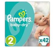 Pampers Baby dry mini s2 midpack