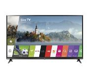 "LG 55UJ630V LED TV 139.7 cm (55"") 4K Ultra HD Smart TV Wi-Fi Black,Titanium"