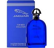 Jaguar - for men Evolution - eau de toilette - 100 ml
