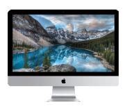 Apple iMac 27 (2017) - Zilver - i7/32GB/3TB