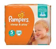 Pampers Sleep & play junior s5