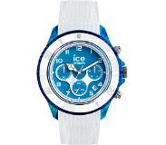Ice Watch Ice-Watch IW014220 ICE Dune - Silicone - White - Large horloge