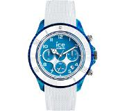Ice Watch Ice-Watch IW014224 ICE Dune - Silicone - White - Exrta Large horloge